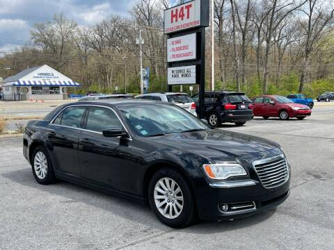 2013 Chrysler 300 for sale at H4T Auto in Toledo OH