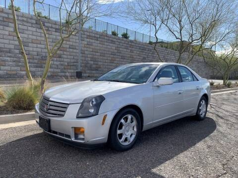 2003 Cadillac CTS for sale at AUTO HOUSE TEMPE in Tempe AZ