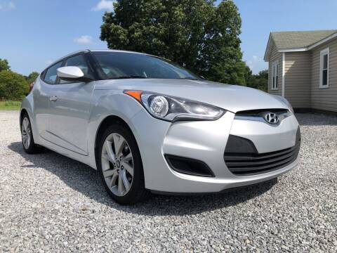 2016 Hyundai Veloster for sale at Curtis Wright Motors in Maryville TN