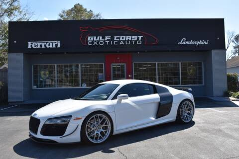 2014 Audi R8 for sale at Gulf Coast Exotic Auto in Biloxi MS