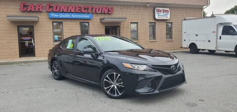 2019 Toyota Camry for sale at CAR CONNECTIONS in Somerset MA