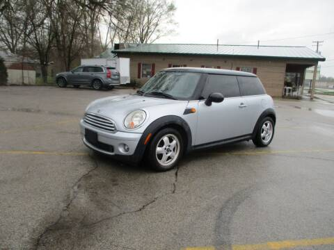 2010 MINI Cooper for sale at RJ Motors in Plano IL