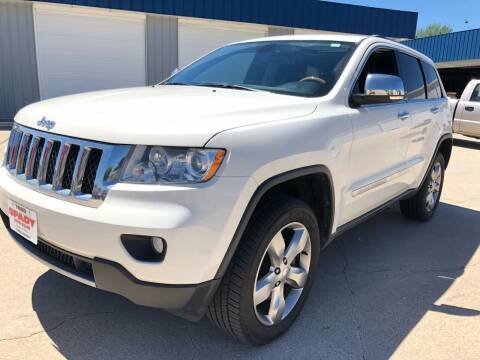 2011 Jeep Grand Cherokee for sale at Spady Used Cars in Holdrege NE
