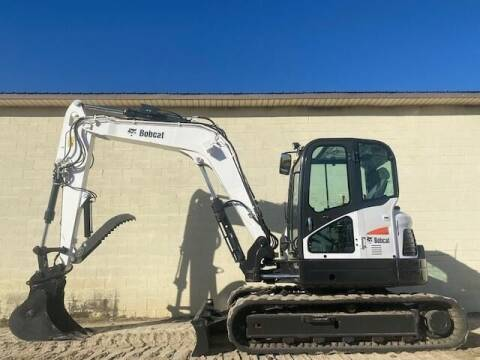 2018 Bobcat E85 w for sale at Vehicle Network - Milam's Equipment Sales in Sutherlin VA