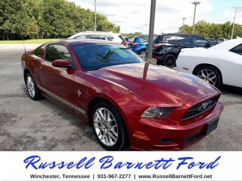 2014 Ford Mustang for sale at Oskar  Sells Cars in Winchester TN