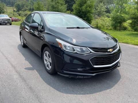 2017 Chevrolet Cruze for sale at Hawkins Chevrolet in Danville PA