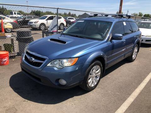 2008 Subaru Outback for sale at ALIC MOTORS in Boise ID