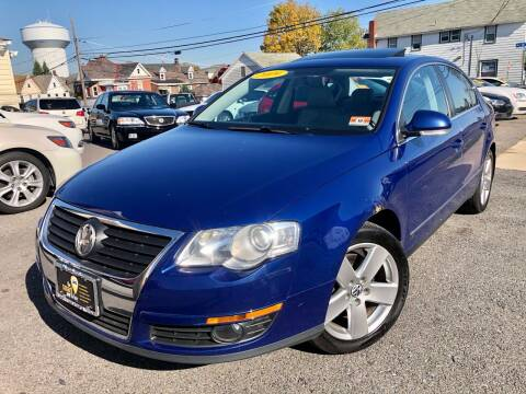 2009 Volkswagen Passat for sale at Majestic Auto Trade in Easton PA