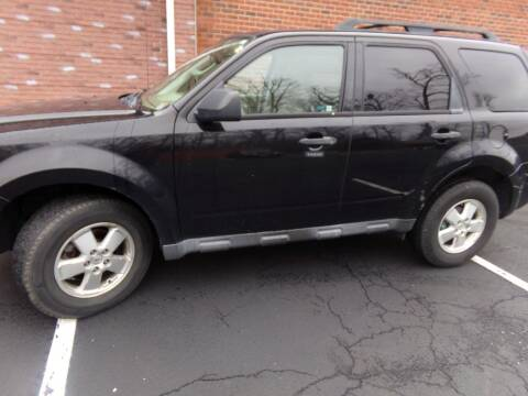 2012 Ford Escape for sale at West End Auto Sales LLC in Richmond VA