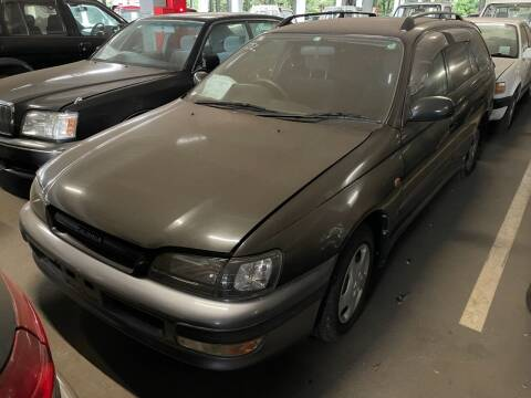 1996 Toyota Caldina 3S for sale at JDM Car & Motorcycle LLC in Seattle WA