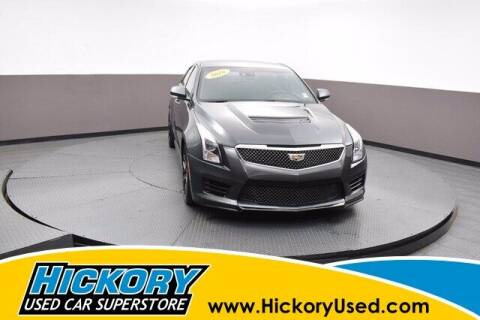 2016 Cadillac ATS-V for sale at Hickory Used Car Superstore in Hickory NC