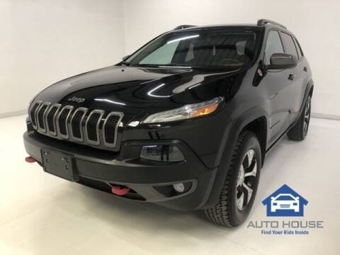 2014 Jeep Cherokee for sale at AUTO HOUSE PHOENIX in Peoria AZ