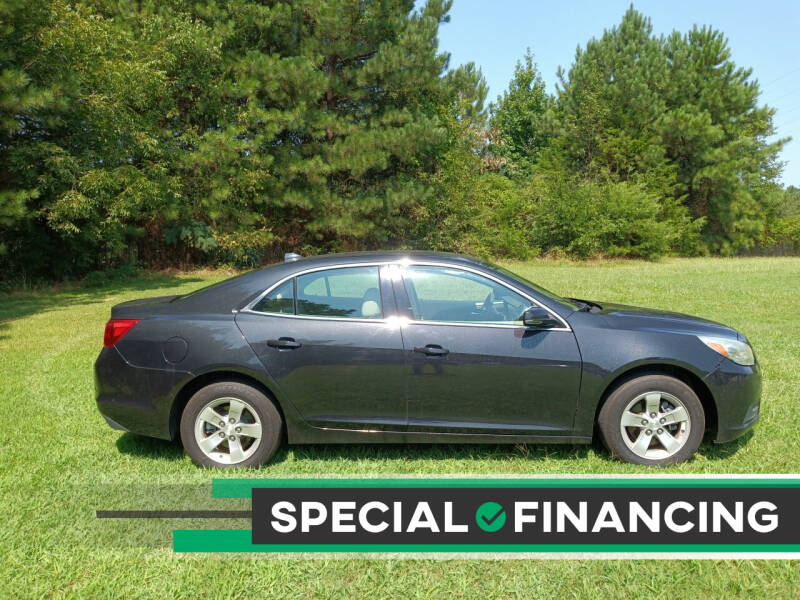 2013 Chevrolet Malibu for sale at Gibson Automobile Sales in Spartanburg SC