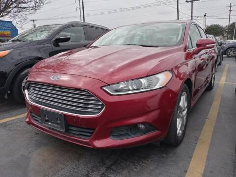 2014 Ford Fusion for sale at Auto Plaza in Irving TX
