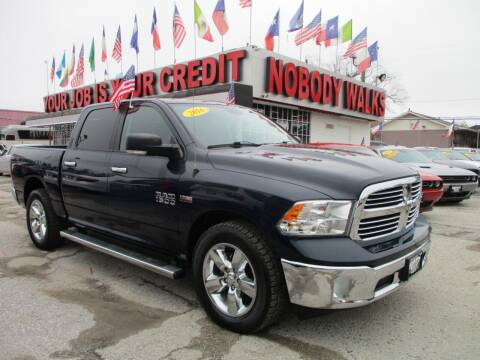 2016 RAM Ram Pickup 1500 for sale at Giant Auto Mart 2 in Houston TX