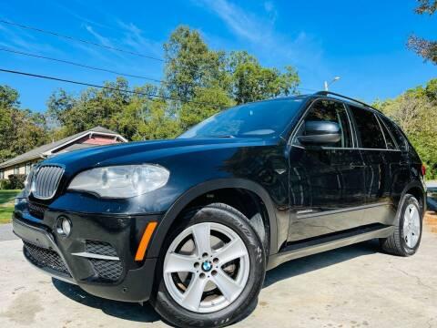 2012 BMW X5 for sale at E-Z Auto Finance in Marietta GA