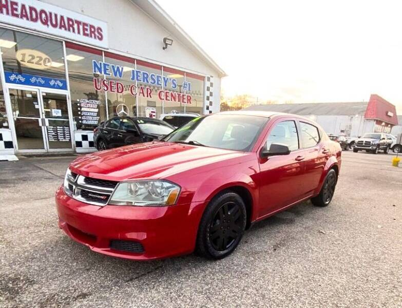 2014 Dodge Avenger for sale at Auto Headquarters in Lakewood NJ
