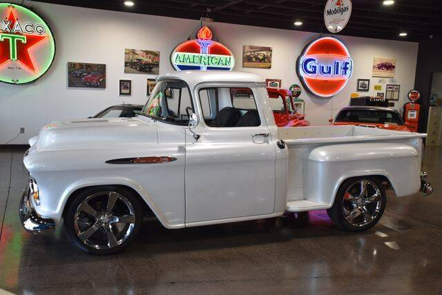 1957 Chevrolet 3100 for sale at Choice Auto & Truck Sales in Payson AZ
