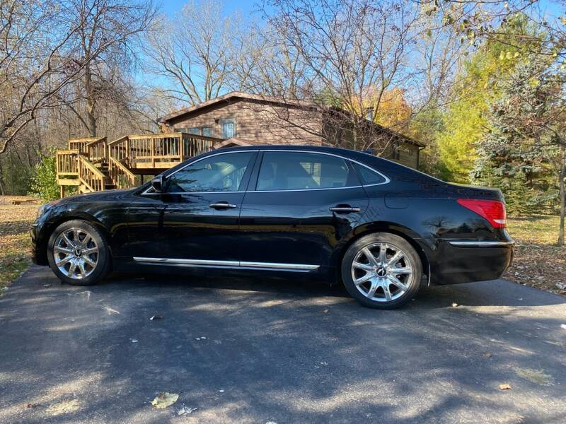 2013 Hyundai Equus for sale at Firl Auto Sales in Fond Du Lac WI