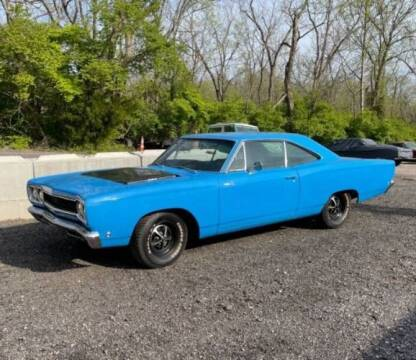 1968 Plymouth Roadrunner for sale at Classic Car Deals in Cadillac MI