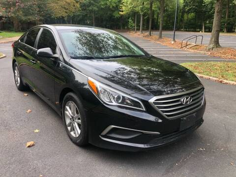 2016 Hyundai Sonata for sale at Bowie Motor Co in Bowie MD
