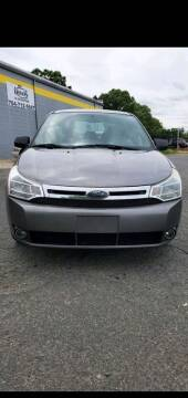 2010 Ford Focus for sale at Vendu Auto Group LLC in Charlotte NC