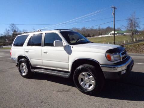 2000 Toyota 4Runner for sale at Car Depot Auto Sales Inc in Seymour TN