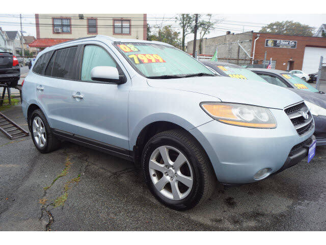 2008 Hyundai Santa Fe for sale at MICHAEL ANTHONY AUTO SALES in Plainfield NJ