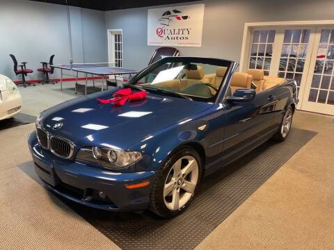 2004 BMW 3 Series for sale at Quality Autos in Marietta GA