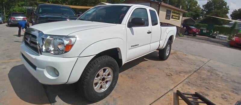 2007 Toyota Tacoma for sale at AUTOTEX FINANCIAL in San Antonio TX