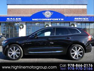2019 Volvo XC60 for sale at Highline Group Motorsports in Lowell MA