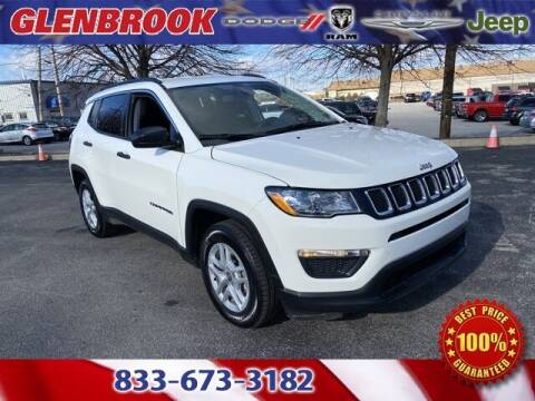 2019 Jeep Compass for sale at Glenbrook Dodge Chrysler Jeep Ram and Fiat in Fort Wayne IN