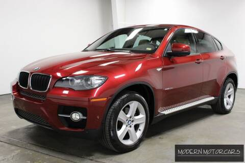 2012 BMW X6 for sale at Modern Motorcars in Nixa MO