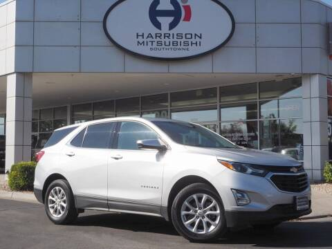 2018 Chevrolet Equinox for sale at Harrison Imports in Sandy UT