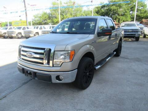 2010 Ford F-150 for sale at Lone Star Auto Center in Spring TX