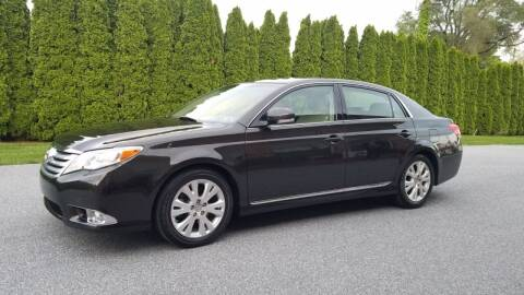 2011 Toyota Avalon for sale at Kingdom Autohaus LLC in Landisville PA