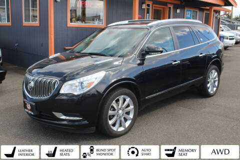 2014 Buick Enclave for sale at Sabeti Motors in Tacoma WA