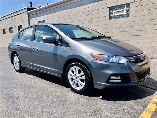 2012 Honda Insight for sale at Richardson Sales & Service in Highland IN