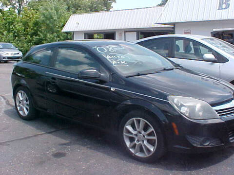 2008 Saturn Astra for sale at Bates Auto & Truck Center in Zanesville OH