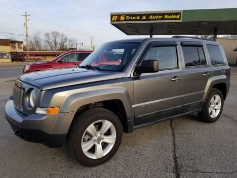 2011 Jeep Patriot for sale at R & S TRUCK & AUTO SALES in Vinita OK