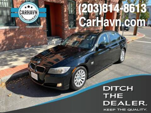 2009 BMW 3 Series for sale at CarHavn in New Haven CT