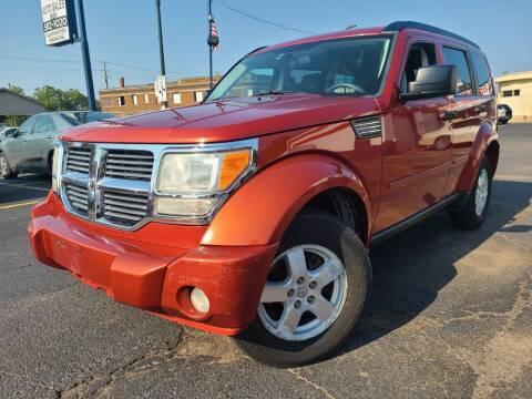 2008 Dodge Nitro for sale at Rite Track Auto Sales in Detroit MI
