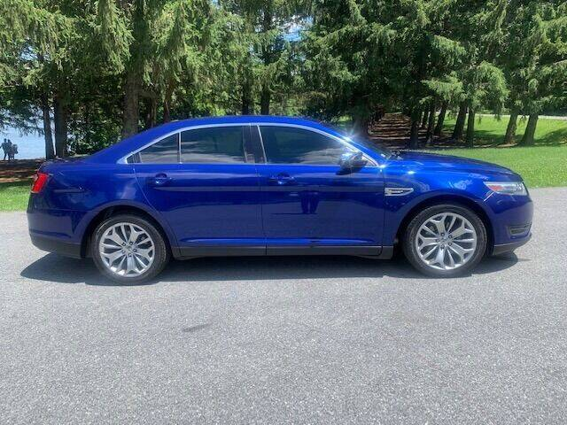 2013 Ford Taurus for sale at Imperial Auto Group, Inc. in Leesport PA