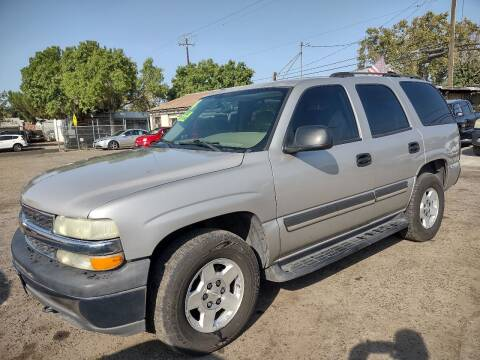 2004 Chevrolet Tahoe for sale at Larry's Auto Sales Inc. in Fresno CA