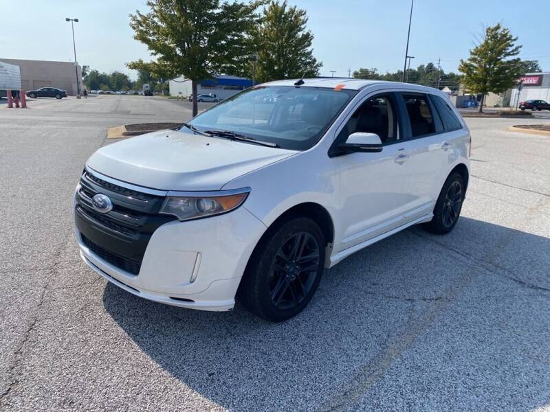 2014 Ford Edge for sale at TKP Auto Sales in Eastlake OH