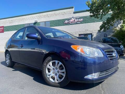 2010 Hyundai Elantra for sale at All-Star Auto Brokers in Layton UT
