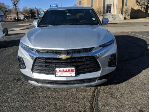 2020 Chevrolet Blazer for sale at Lewis Chevrolet Buick Cadillac of Liberal in Liberal KS