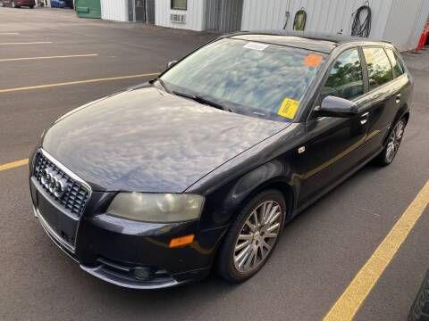 2007 Audi A3 for sale at LUXURY IMPORTS AUTO SALES INC in North Branch MN