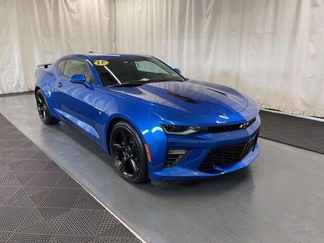 2018 Chevrolet Camaro for sale in Michigan Center, MI