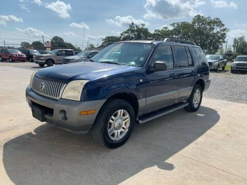 2005 Mercury Mountaineer for sale at Bayou Motors Inc in Houma LA